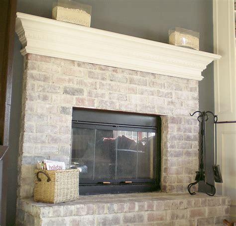 white brick fireplace white washed brick looks exactly like house i grew up
