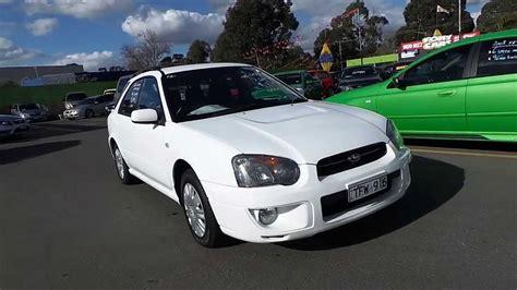 Subaru Impreza Wagon For Sale by Used 2004 Subaru Impreza Wagon Gx Awd For Sale Car City