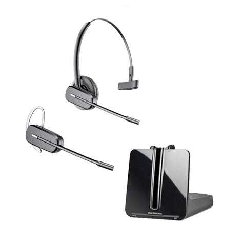 Wireless Office Headset by How To Fix An Echo In Your Plantronics Wireless Headsets