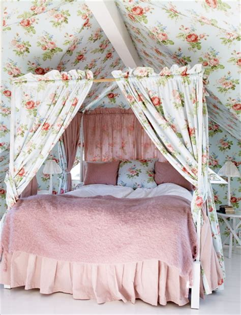 pink floral bedroom ideas 85 cool shabby chic decorating ideas shelterness