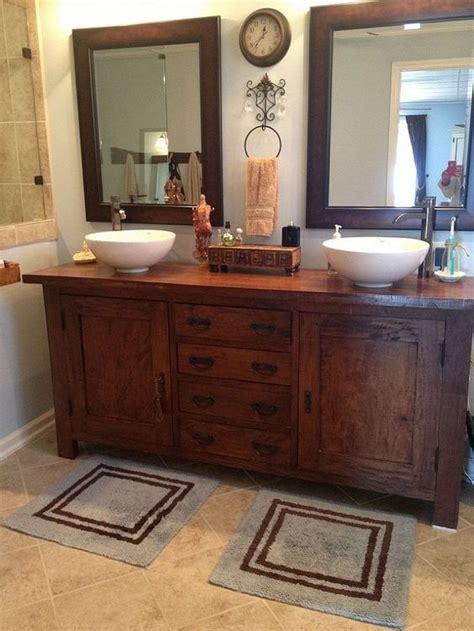 master bathroom double sink vanity from sideboard buffet to master bathroom vanity