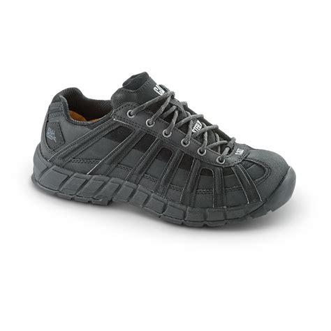 oxford steel toe shoes cat footwear switch steel toe oxford work shoes 618747