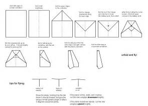 How to make paper airplane gliders origami kids