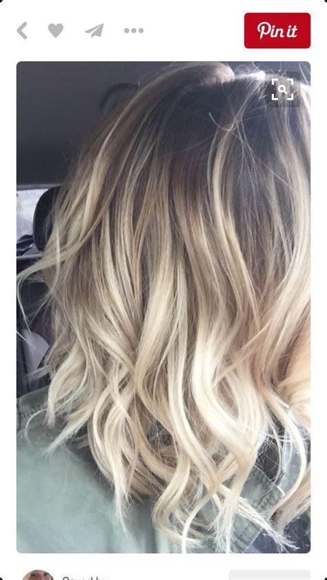sombre short hairstyles best 25 blonde sombre hair ideas on pinterest ash