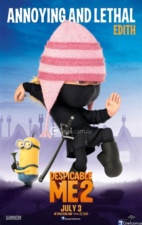 Me This 2 by Despicable Me 2 Posters Clip