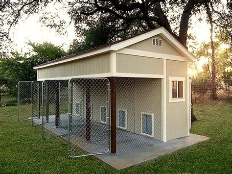 Kennel Shed by Custom Kennels Tuff Shed Gallery Dogs