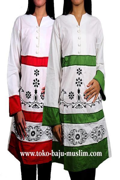 Gamis Murah Untuk Sehari Hari perpaduan model baju gamis muslim murah terbaru baju