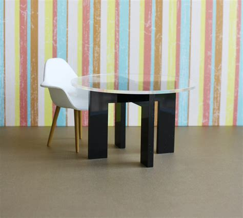 acrylic kitchen table modern minimalist dining kitchen table in acrylic w