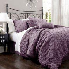 plum colored comforters plum and slate blue bedding on pinterest purple gray