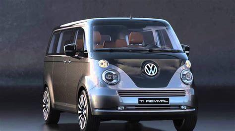 Volkswagen T1 Revival Concept Interior Exterior Design