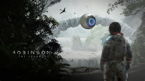 Kualitas Bagus Robinson The Journey Ps Vr ps vr robinson the journey 配信開始 恐竜が闊歩する惑星を探索 インサイド