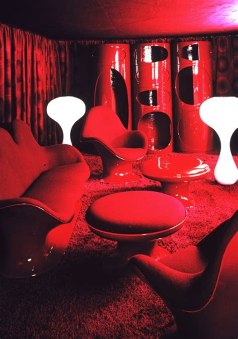 verner panton room 287 best images about 60s interiors on