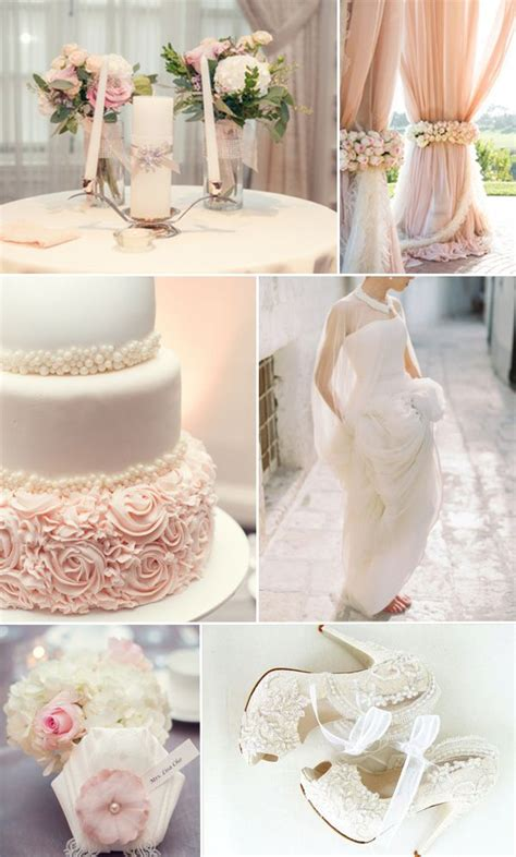 6 trending wedding theme ideas for 2015 themed weddings blush pink and