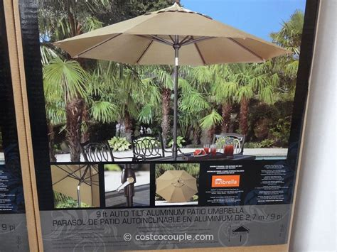 Patio Umbrellas Costco Costco Umbrellas Patio Furniture Chicpeastudio