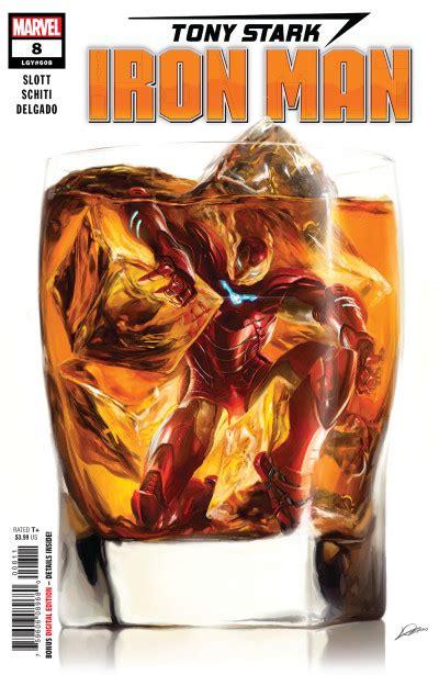 tony stark iron man  reviews   comicbookroundupcom