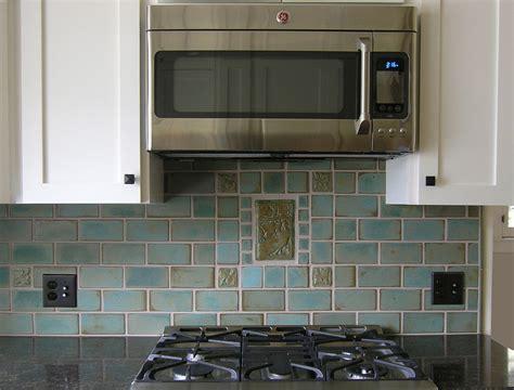Kitchens Pasadena Craftsman Tile Craftsman Tile Backsplash