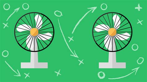 how to cool down a room with two fans how to cool down a room 8 easy breezy ways life at