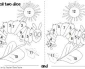 eric carle coloring pages grouchy ladybug coloring pages free coloring pages of eric carle book