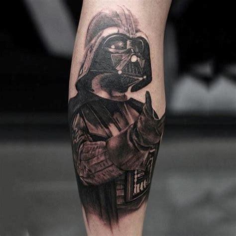 darth vader thigh tattoo geeky tattoos 100 darth vader tattoo designs for men cool star wars ideas