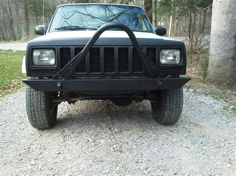 stinger jeep affordable stinger front bumper jeep xj comanche