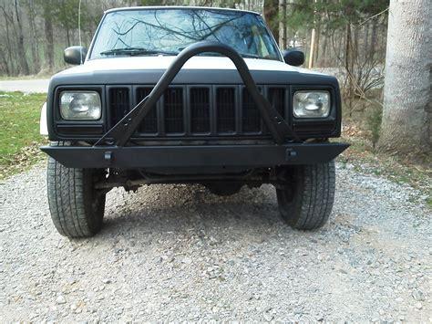 jeep cherokee stinger bumper affordable stinger front bumper jeep cherokee xj comanche