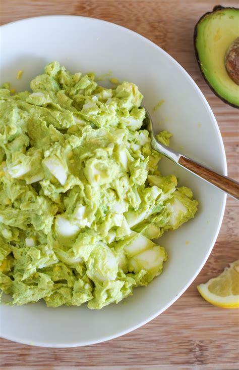 avocado egg salad mayo free the roasted root