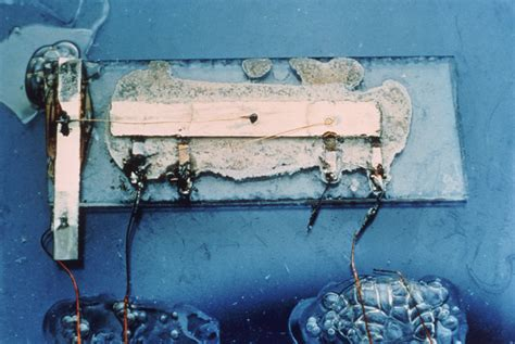 invention of the integrated circuit ieee computer history