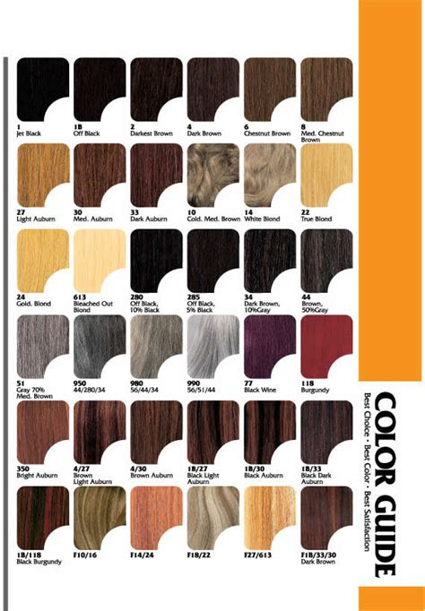 hair color chart for braids hollywood human hair italian french deep braiding ifdb 18in
