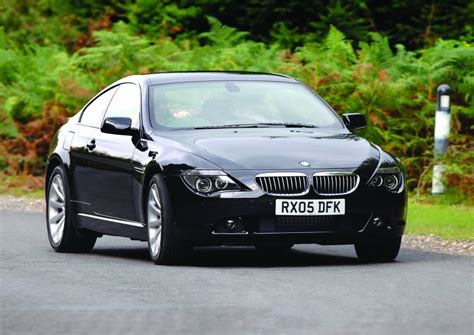 how does cars work 2006 bmw 6 series transmission control 2006 bmw 6 series review top speed