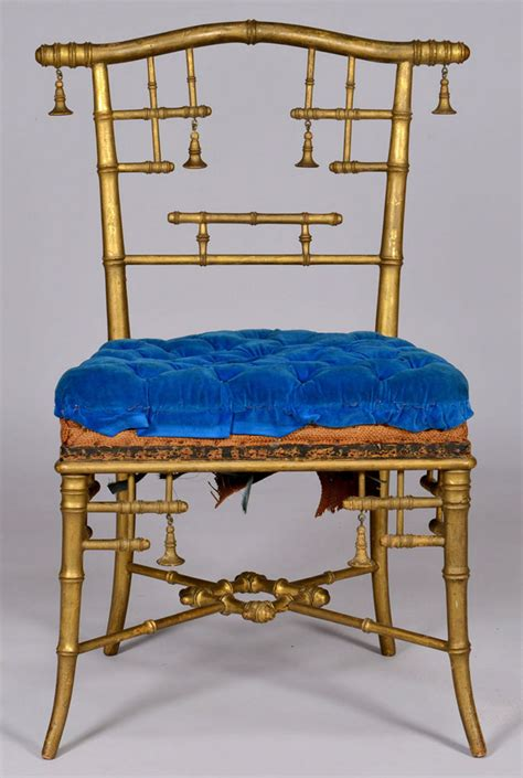bamboo chair lot 52 gold gilt faux bamboo chair attributed to herter
