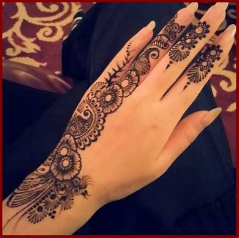 eid special mehndi design for hands beautiful style