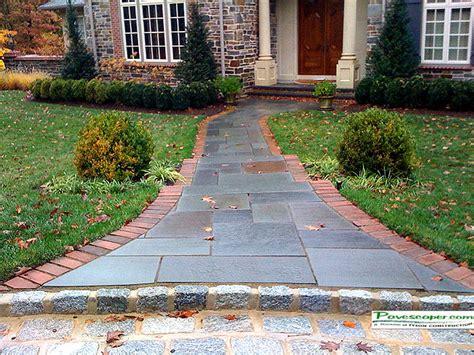 pavers stone patio contractors pa paver stone walkways installersi main line flagstone