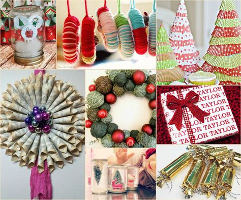 200 easy christmas crafts for the holidays