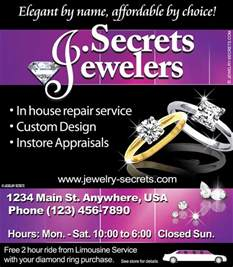 Company Certification Letter Sample jeweler s in house repair sample advertisement jewelry