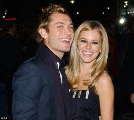 Jude Laws Ex Burgled On Of Breaking And Entering Premiere by Jude And The Wardrobe Who Looks Just Like Ex