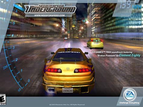full version nfs underground free download iro iro games download need for speed underground 1 pc