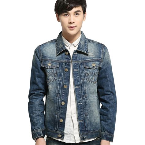 Blezer Denim jean jacket guys jacket to