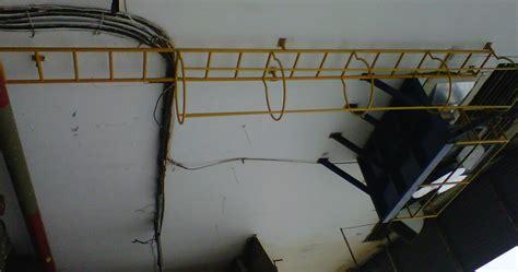 3 Inch Pipa Neple Cs Besi 10cm canopy carport kanopi jual tangga buat service tangga pengaman tangga monyet tangga darurat