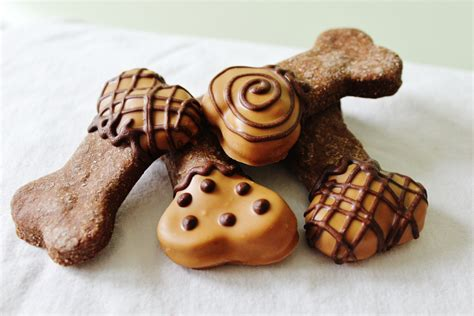 treats for dogs all treats peanut butter dipped carob