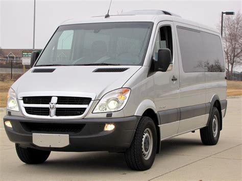 dodge sprinter car for sale in the usa