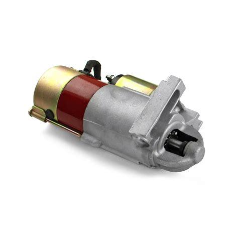 sbc high torque starter wiring diagram hei distributor