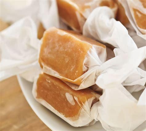 Handmade Caramels - caramels recipe dishmaps