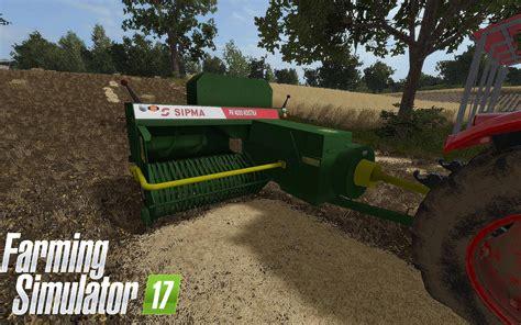 Small Modern Ls by Sipma Pk4000 V1 0 Fs17 Farming Simulator 17 Mod Fs
