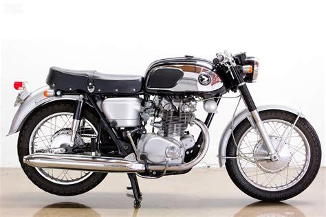 black honda motorcycle honda cb450 black bomber by lossa engineering
