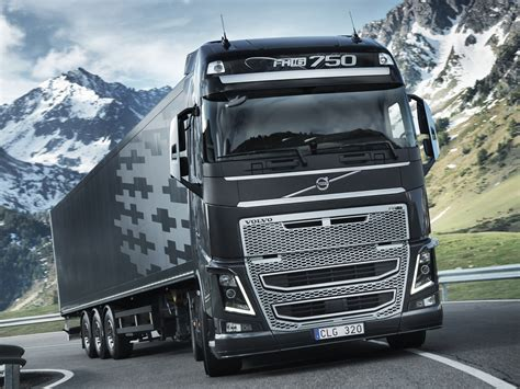 Volvo Fh16 750 Volvo Fh16 750 4 215 2 Tractor Globetrotter Xl Cab 2014 Pr