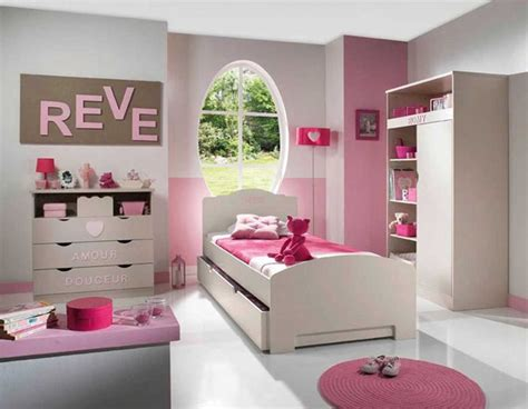 Chambre Ado Fille Moderne by Impressionnant Chambre Fille Moderne Et Charmant Deco