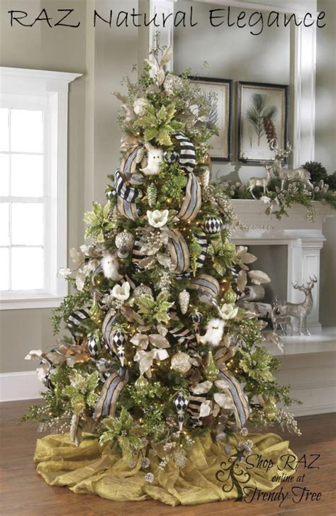 2015 raz christmas trees trendy tree blog holiday decor