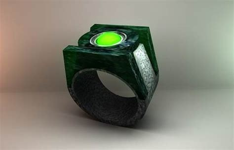 green lantern wedding ring ideas