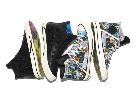 Harga Converse Glow In The converse unveils chuck all 70 dc comics