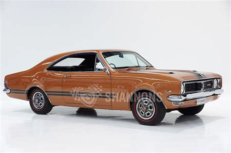 holden gts holden ht gts monaro 350 coupe auctions lot 80 shannons